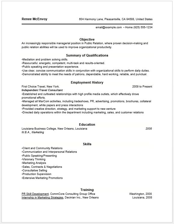 156 best Resume \/ Job images on Pinterest Html, Career and Logo - real estate appraiser resume
