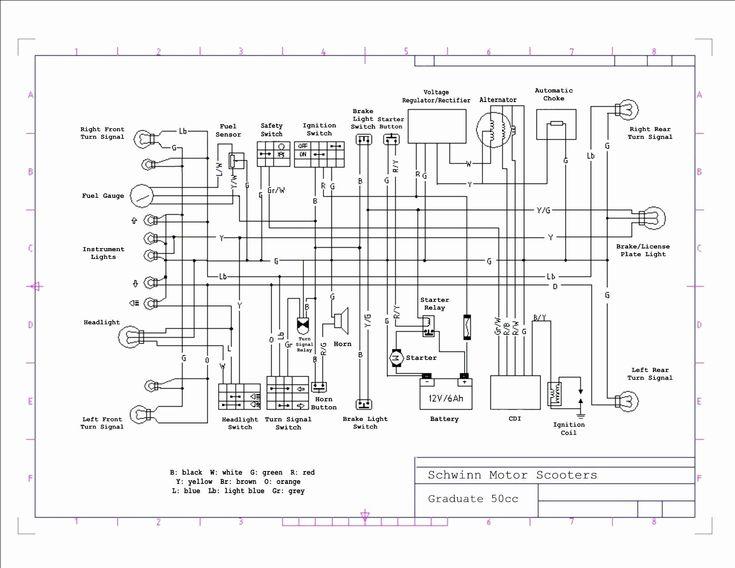 Unique Lambretta Ac Wiring Diagram #diagramsample #