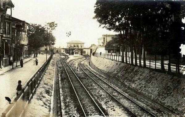 ✿ ❤ Bir zamanlar ISTANBUL, Bakırköy - (1920'li yıllar)