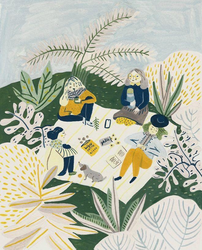 illustration by Josefina Schargorodsky