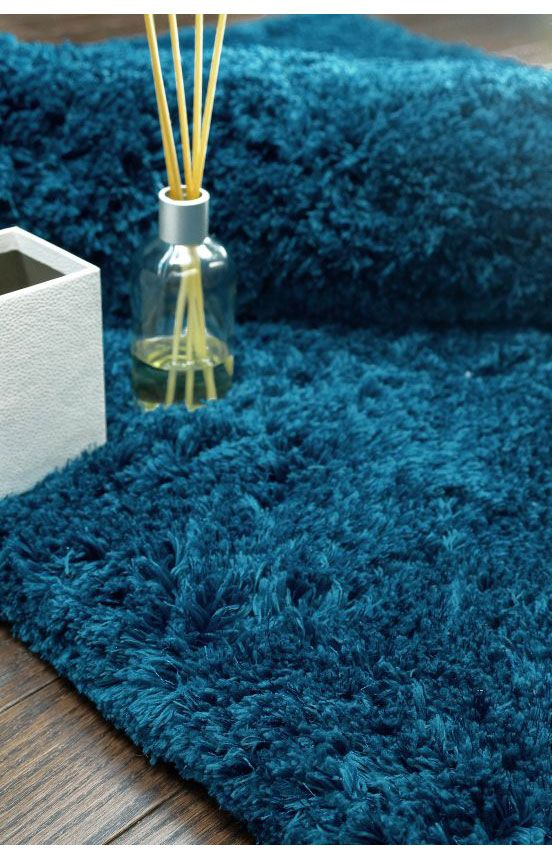 Rugs USA Grace Soft Shag Teal Rug. Rugs USA Labor Day Sale up to 80% Off! Area rug, rug, carpet, design, style, home decor, interior design, pattern, trends, home, statement, fall, autumn, cozy, warm, sale, discount, interiors, house, free shipping, shag, fluffy.