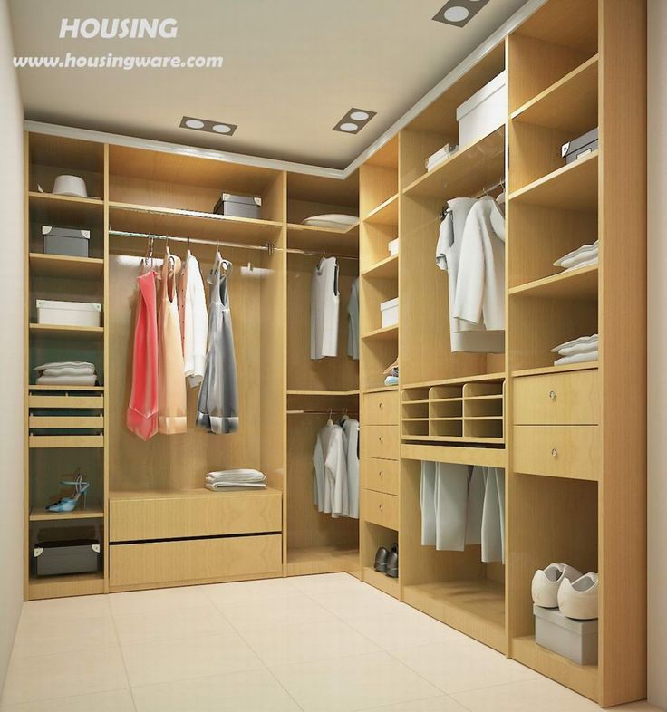 7 best Walk In Closets images on Pinterest | Closet designs, A ...