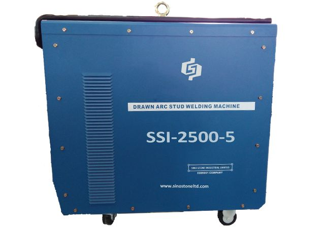 Inverter drawn arc stud welding machine SSI-2500-5