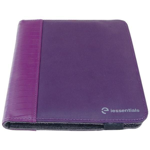 "IESSENTIALS IE-UF7-PRP 7""-8"" Universal Tablet Cases (Purple)"