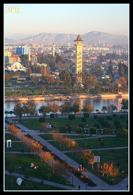 Adana, Seyhan River