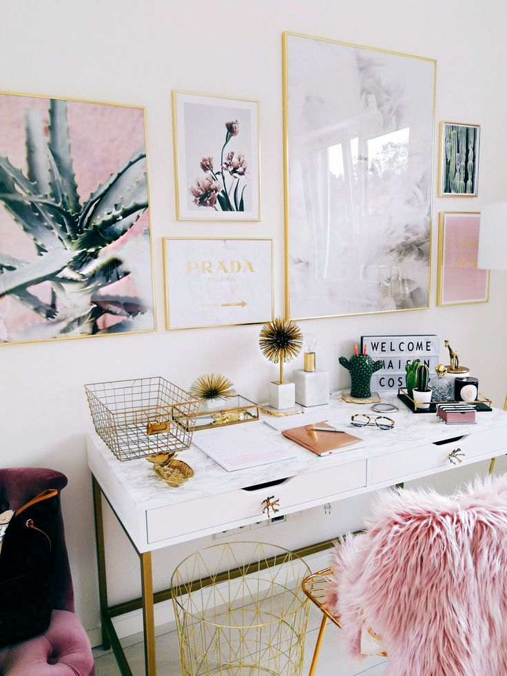 Acquista il look: ufficio glamour – Tutto per rendere la tua casa la tua casa