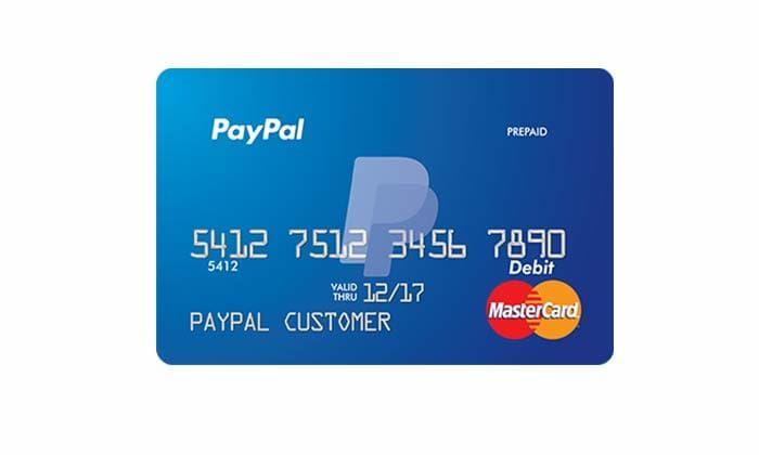 Best Prepaid Debit Card for Online Shoppers: PayPal Prepaid MasterCard