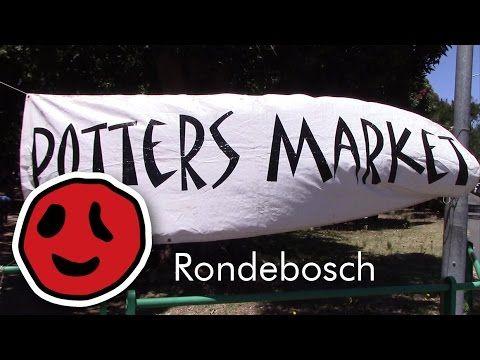 2016 Potters Market in Rondebosch