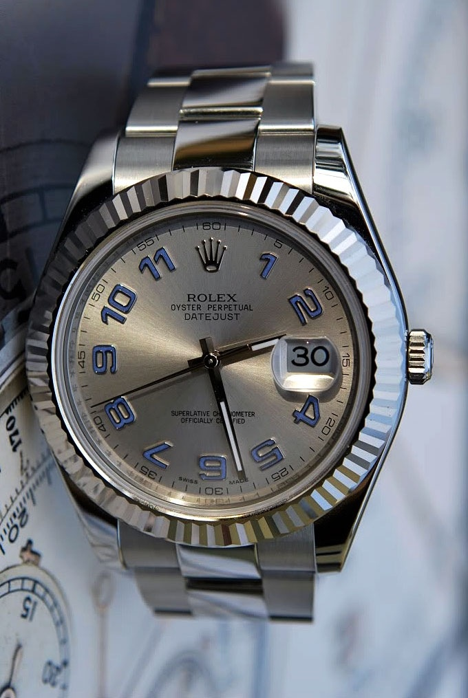 Beautiful Rolex Date-Just II