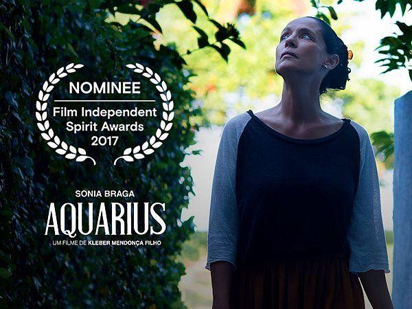 Aquarius (2016) | IMDb 7.7