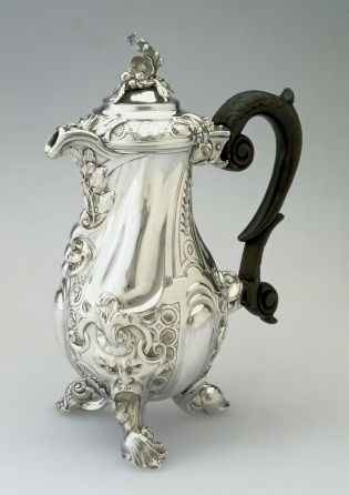 Artist/Maker:Paul de Lamerie (English, b.1688, d.1751), silversmithDate:1738Place:London/England/United KingdomClassification:Silver/Metal