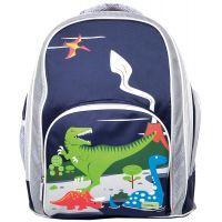 Bobble Art Dinosaur Large School Backpack www.mamadoo.com.au #mamadoo #bags #kidsbackpacks