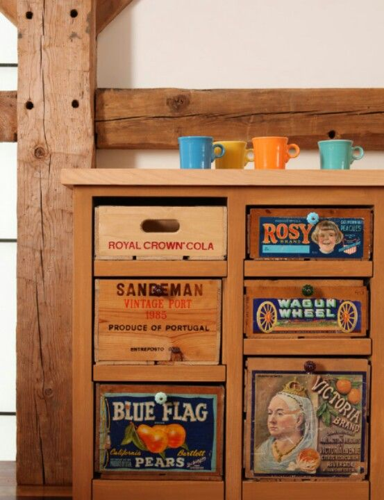 Awesome homemade chest of drawers!