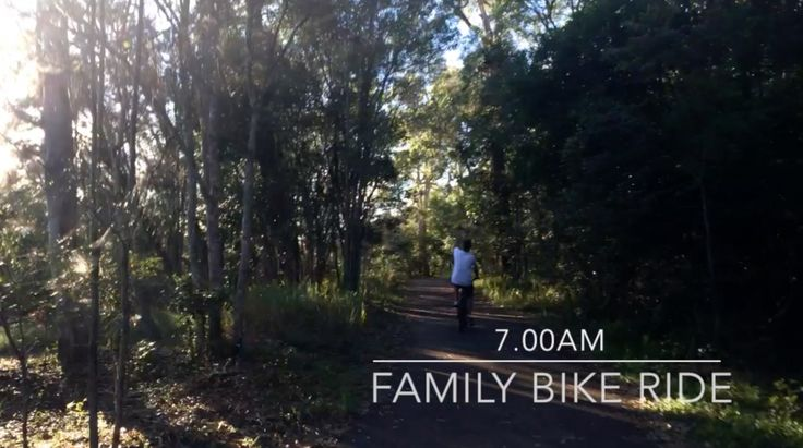 BigDreamsTV: A Day In The Life VLOG, My Morning Routine, Bike Riding, Evening Routines