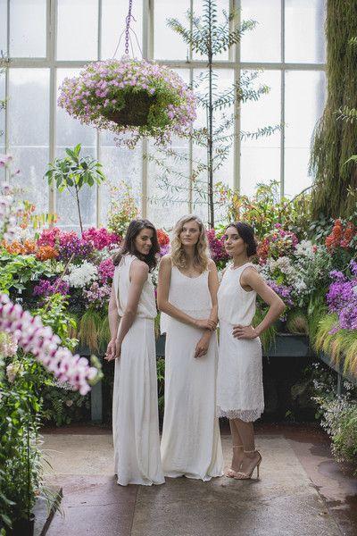 Céline Rita Bridesmaid Dresses Wintergardens Auckland