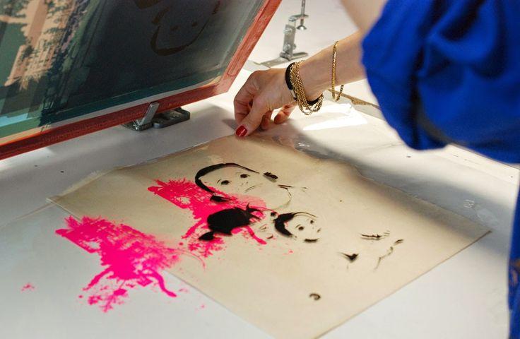 atelier sérigraphie paris