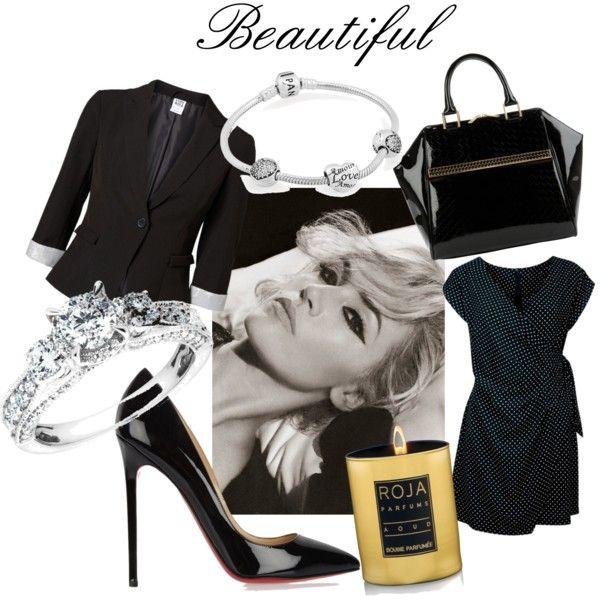 """Beautiful"" by louiseenorris on Polyvore"