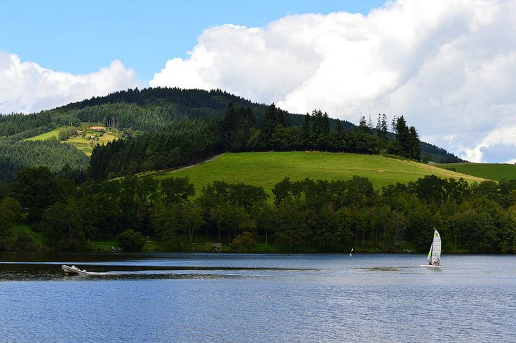 Lac Des Sapins (Rhône Alpes, France)