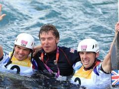 Canoe Slalom | Team GB Gold in London, 2012