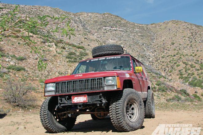 1989 Jeep Cherokee - Cheap Truck Cherokee - Cheap Truck Challenge 2013