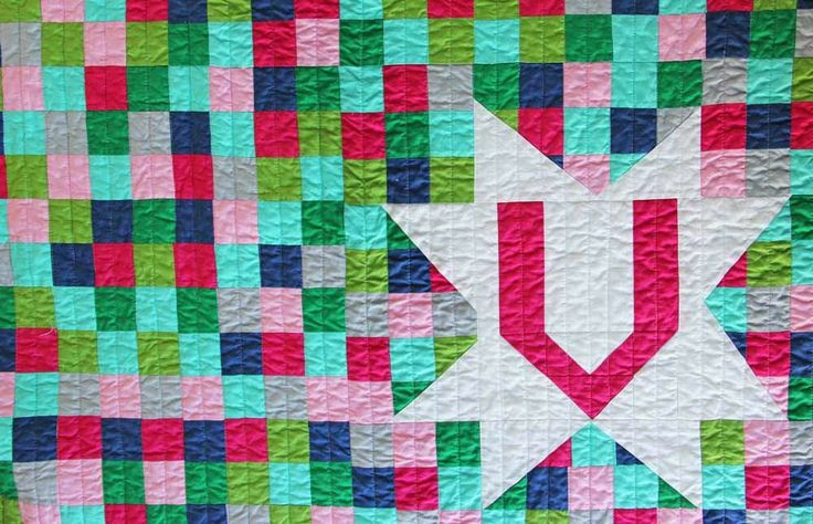 """V"" block - link to pattern in blog post"