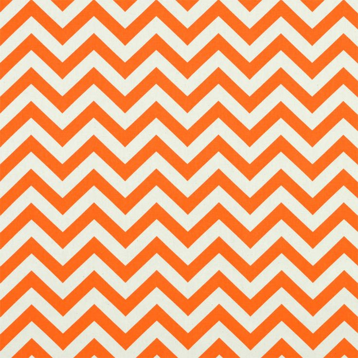 Zig Zag colour Mandarin Find this and other great fabrics at www.curtaineasy.co.nz