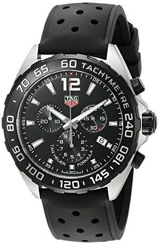 Look what we've just added at Dollar Bender. TAG Heuer Men's '...     http://www.dollarbender.com/products/tag-heuer-mens-formula-1-swiss-quartz-stainless-steel-and-rubber-dress-watch-color-black-model-caz1010-ft8024?utm_campaign=social_autopilot&utm_source=pin&utm_medium=pin  #fashion #jewelry #accessories #style #beauty