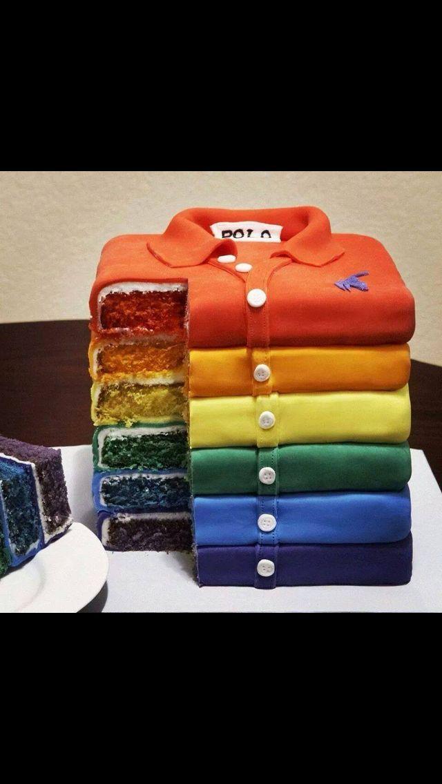 Multi-Colored Shirts