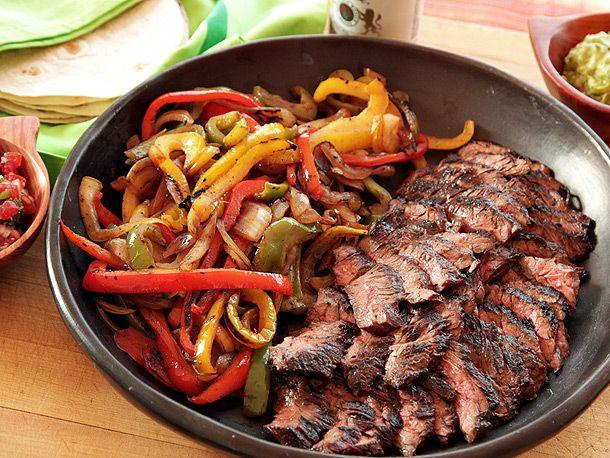 , Steak Fajitas Recipe, Eating Beef, Food Labs, Beef Fajitas, Fajitas ...