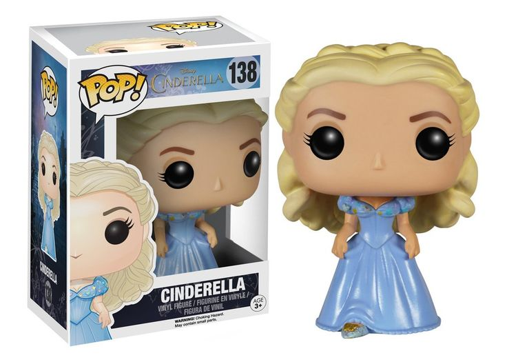 Pop! Disney: Cinderella Live Action - Cinderella