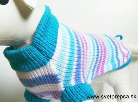 KALA sveter lolipop blue