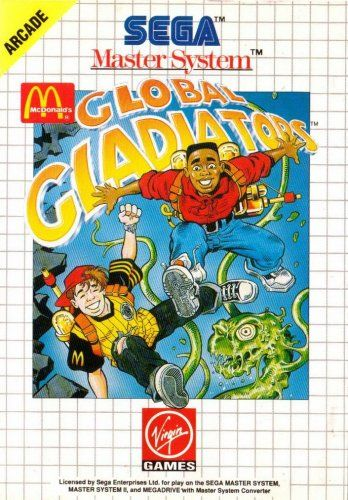 From 1.45:Global Gladiators E - Master System - Pal