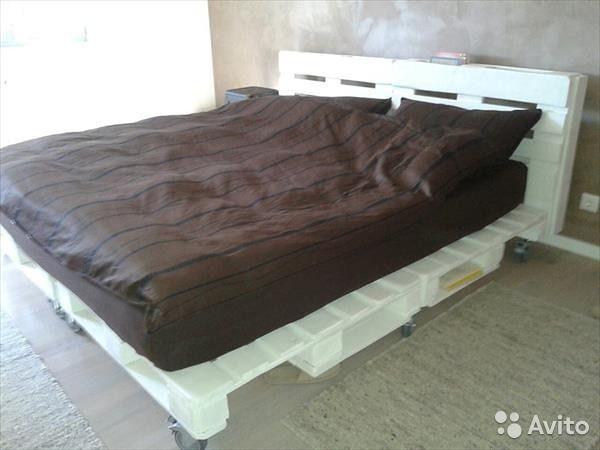 Кровать на avito.ru