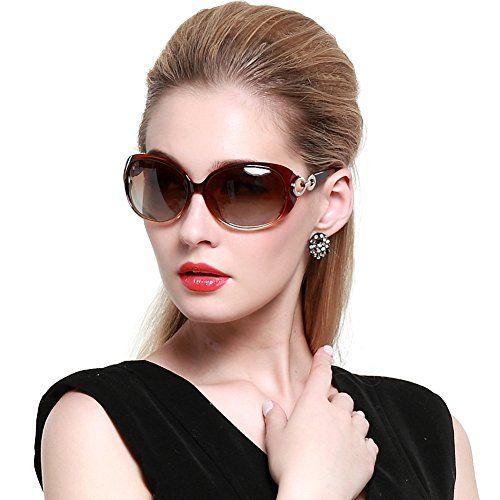 #Duco #Damen #Klassisch #Stern #Sonnenbrille #polarisiert #100% #UV-Schutz #1220 #(Braun) Duco Damen Klassisch Stern Sonnenbrille polarisiert 100% UV-Schutz 1220 (Braun), , TAC polarisierte Gläser verfügen über eine neue Linsentechnologie für überragende optische und klare Sicht. Durch ihre Schicht ist sie von Kratzern geschützt und blockieren 100% aller schädlichen UV-Strahlen bis 400 Nanometer., Das Gestell ist aus hochwertigem Polycarbonat. Es ist leicht, langlebig und bietet perfekten…