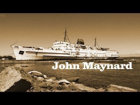 ▶ John Maynard - Theodor Fontane - YouTube