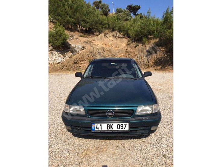 Opel Astra 1.6 GLS Acil Nakit İhtiyacından Satılık 97 Astra GLS 1.6 16V LPG