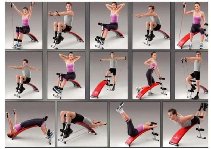 A sit up bench is really useful fitness equipment to work abs at home. We can do various exercises on it - http://abmachinesguide.com/best-ab-bench-exercises/  #abworkout #workout #fitness
