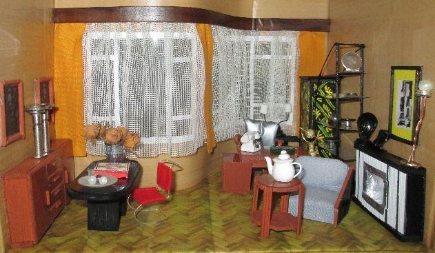Poirot s work room - latest look