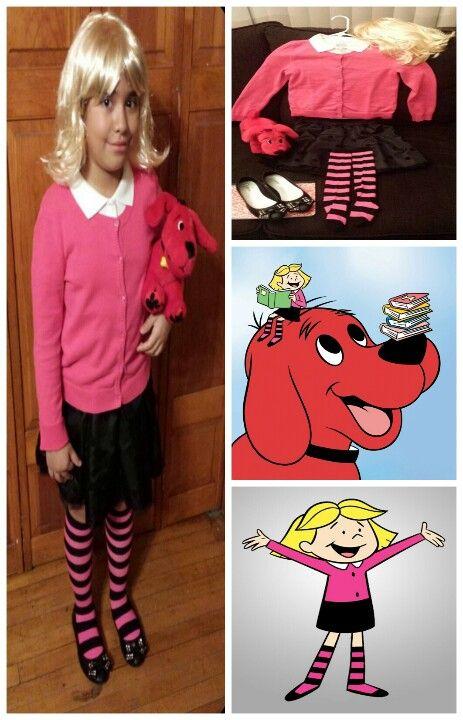 Storybook character costume Emily Elizabeth