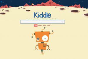 """Kiddle, une version """"sécurisée """" de Google - pour les enfants"""