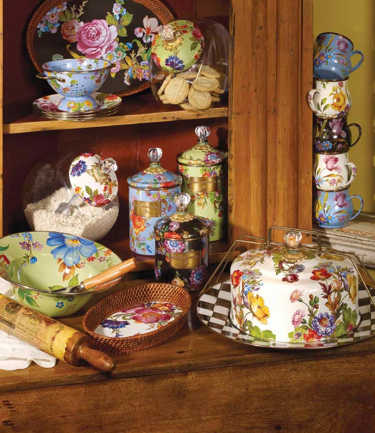 A kitchen in bloom the pioneer woman ree drummond loves