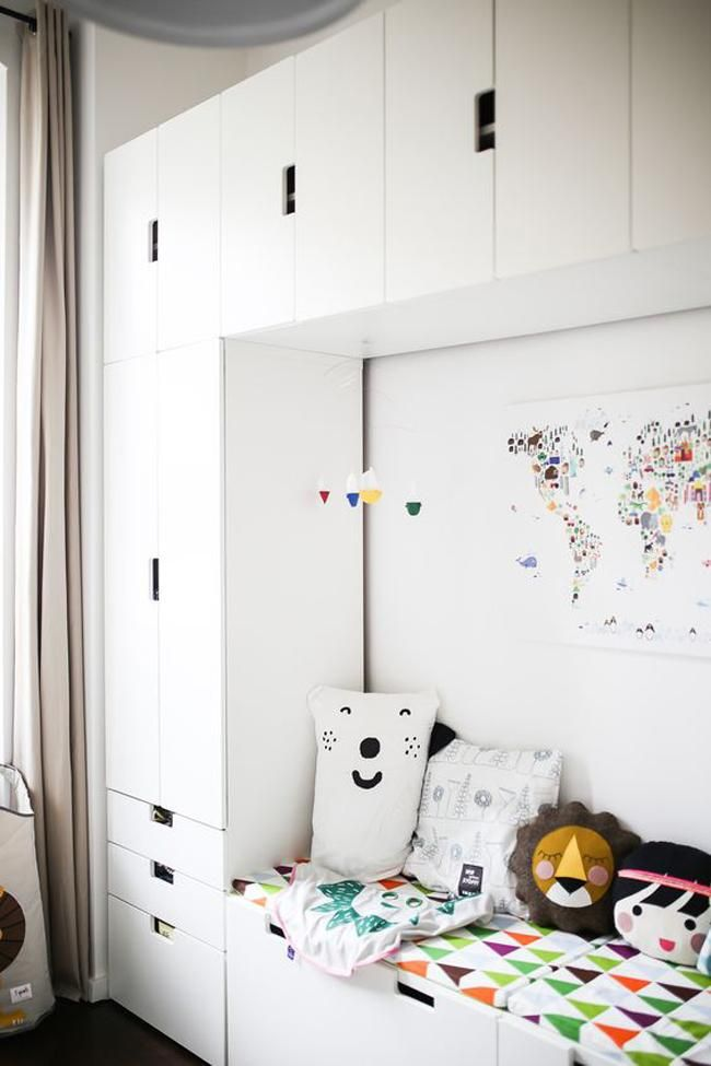 4317 best rooms images on Pinterest Child room, Attic spaces and