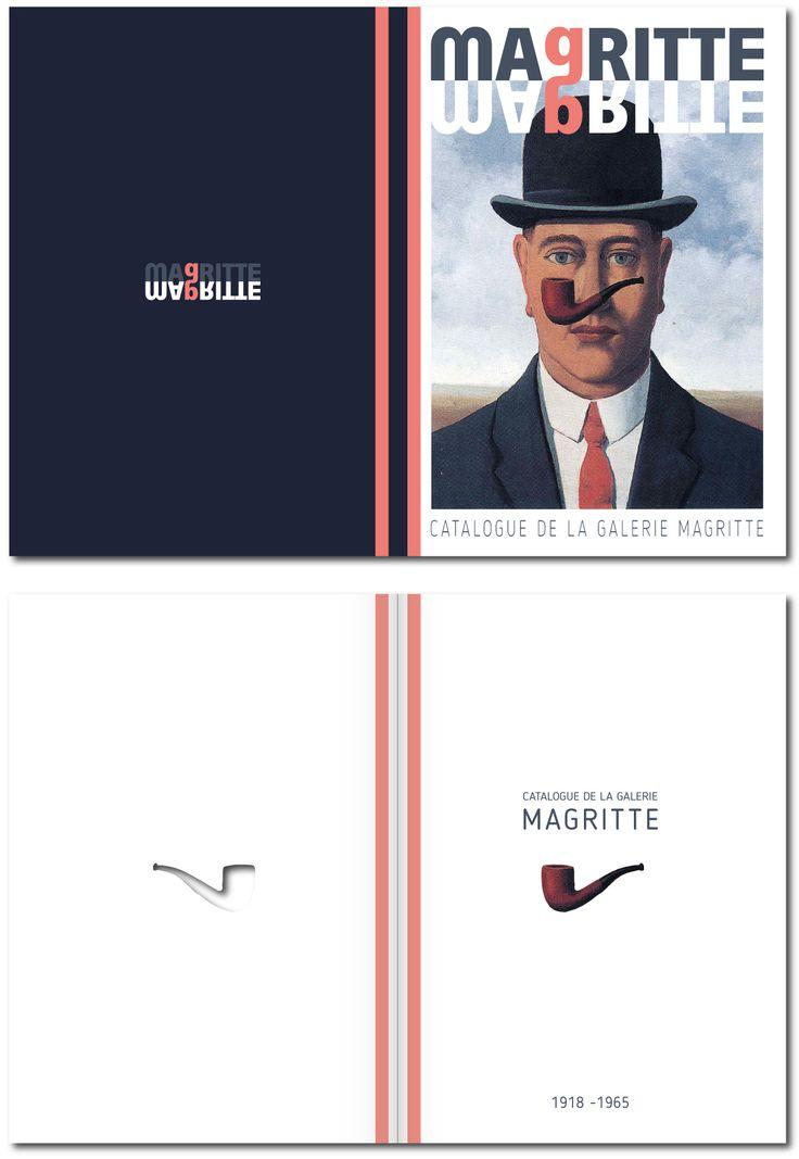 "Check out new work on my @Behance portfolio: ""Catalogue de la Galerie Magritte"" http://be.net/gallery/43447299/Catalogue-de-la-Galerie-Magritte"