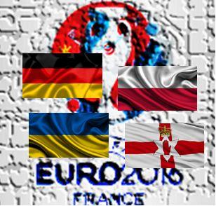 Café y Fútbol: Eurocopa Francia 2016 Grupo C