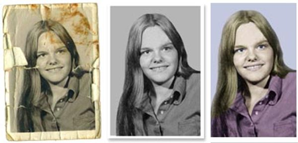 DIY: photo restoration: White Photo, Photoshop Class, Tutorials Color, Restoration Photoshop, Color Photo, Adobe Photoshop, Color Tutorials, Old Photo, Photoshop Tutorials