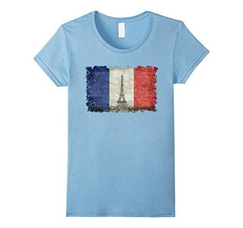 "Women's Official ""LoneStar Designs"" Flag of France & Towe... https://www.amazon.com/dp/B01JF3XBBW/ref=cm_sw_r_pi_dp_x_FJmOxb4DEJYF5 #france #french #frenchflag #eiffeltower #paris"