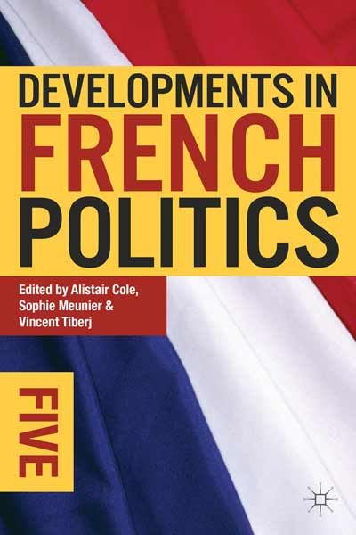 There is a fine chapter on the French presidency in this volume
