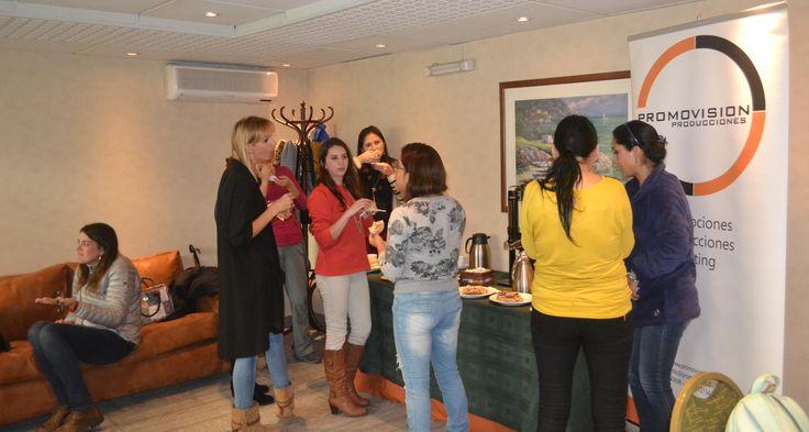 Coffee Break en Eurotel