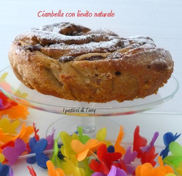 http://www.ipasticciditerry.com/ciambella-lievito-naturale/
