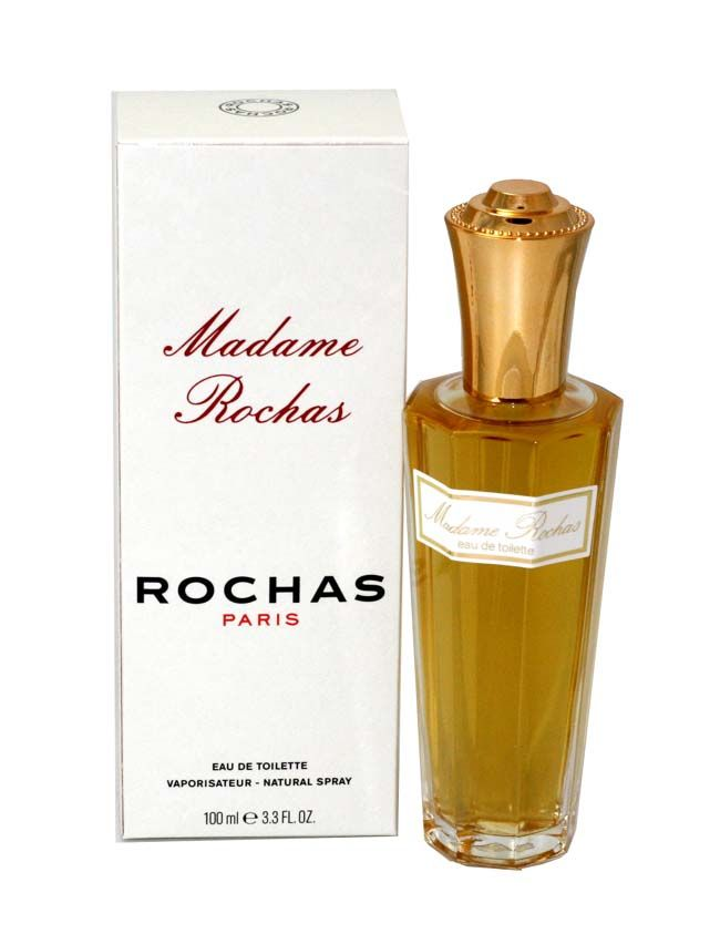 I tried this one back in the 70s.  Pretty memory.  Madame Rochas Perfume by Rochas For Women